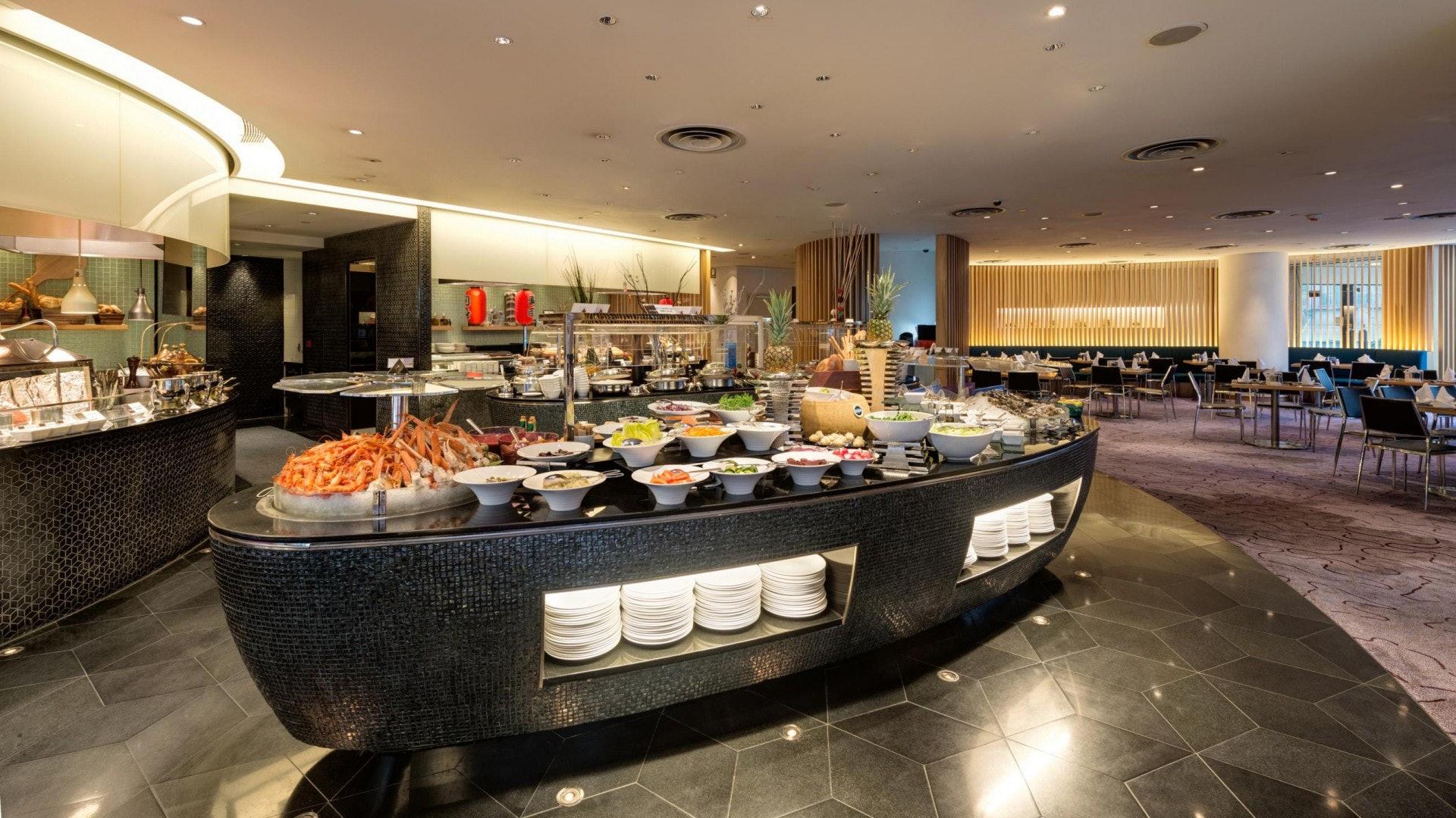 Le Café(香港諾富特世紀酒店圖片)