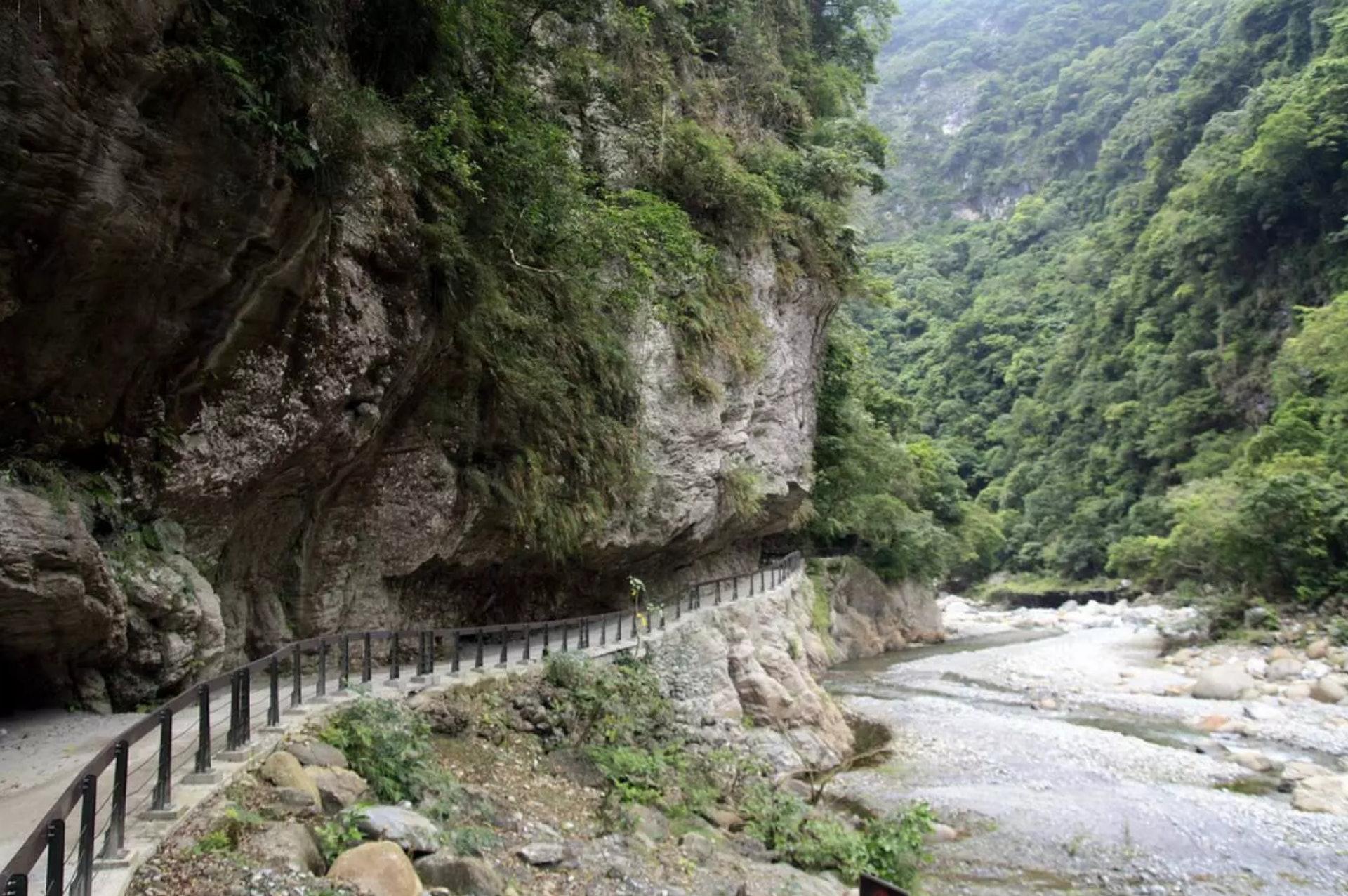 太魯閣峽谷 (KKday截圖)