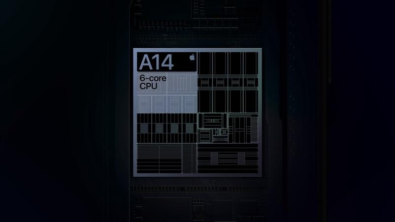 iPhone 12全系列都會採用A14處理器。